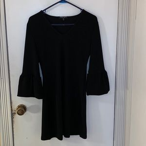 Dresses & Skirts - Black tight fitted dress